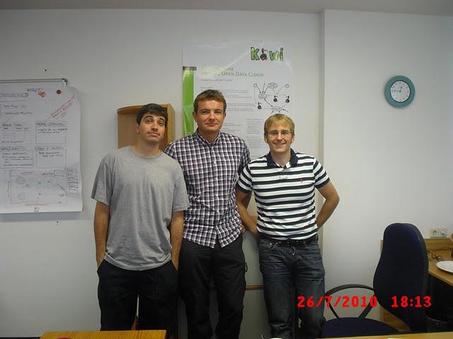 The KiWI guys